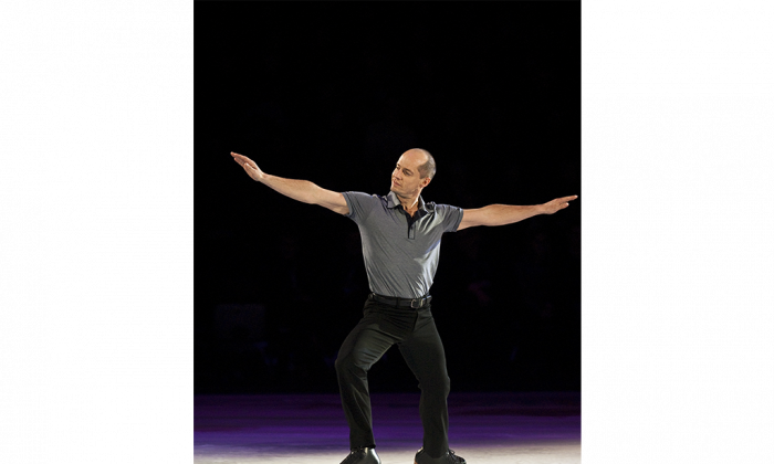 "Four-time World Champion and four-time Canadian Champion Kurt Browning is celebrating 25 years of ""Stars on Ice"" with nationwide tour.  (Stephan Potopnyk)"