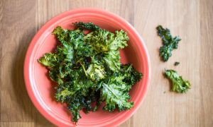 Wellness Wednesday:  Bake Up Some Kale Chips