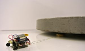 Ant-Like Robot Can Haul Objects 2,000 Times Its Own Weight (Video)