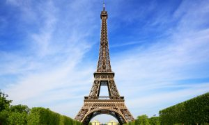 You Could Be the First Person to Sleep in the Eiffel Tower