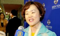 Park Yeongsuk: Shen Yun, 'So Exquisite and Beautiful!'