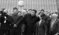 The Chinese Regime Is so Serious About Getting Soccer Right That It Put a Politburo Member in Charge