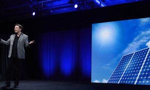Tesla's Plan Is Simple: Run the World on Solar Power