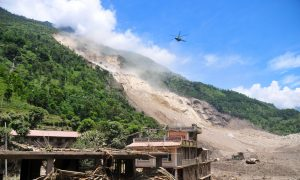 Nepal's Next Challenge: Using Satellite Data to Prevent Landslide Deaths