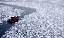 Is Past Freeze Good News for Antarctic Ice Sheet?