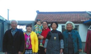 One Young Woman Cares for 8 Elderly Relatives: A Legacy of China's One-Child Policy