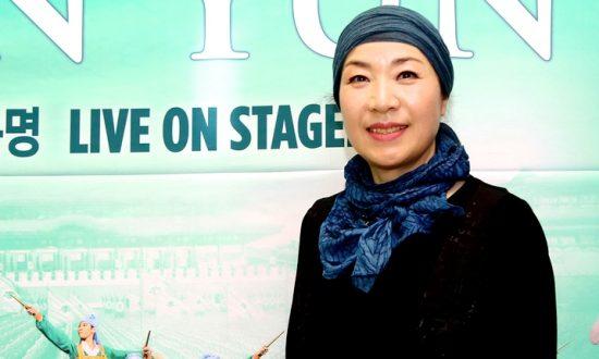 Shen Yun Awakens the Divinity within Audience in Gunpo