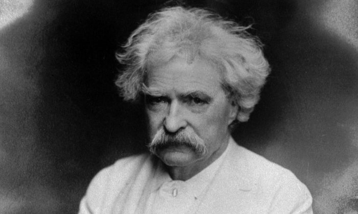 Author Samuel Longhorne Clemens, better known under his pen name, Mark Twain, is seen in this undated photo. (AP Photo)