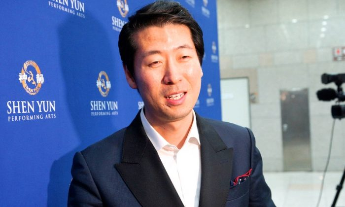 Actor: Shen Yun Is A Precious Gift