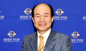 Performing Arts Association President: Shen Yun, 'I feel like I'm awakened'