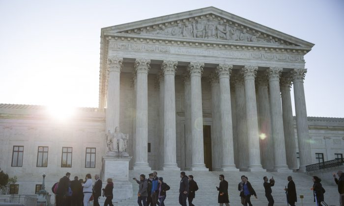 The United States Supreme Court. (Drew Angerer/Getty Images)