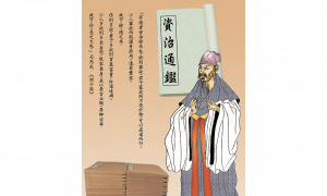 Grand Book of History a 'Mirror' for Chinese Emperors