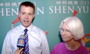 Birmingham Audience Impressed by Shen Yun