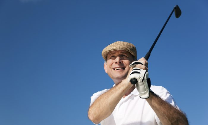 Rotator Cuff Injury: Use Your Golf Swing, Tennis Serve to Recover