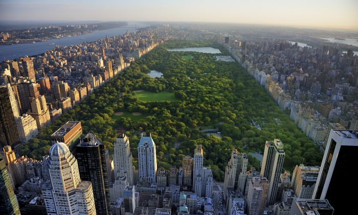 The iconic view of Central Park is just one reason global investors are crazy about New York trophy real estate. (iStock)