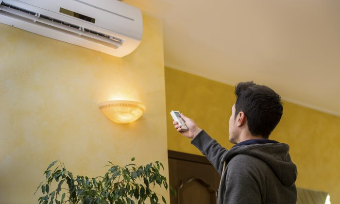 The global impact of increased air conditioning heats up even further when population is factored in. (Art-Of-Photo/iStock)
