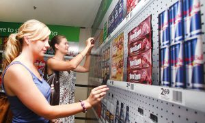 Grocery Shopping for the 21st Century: Man Versus Machine