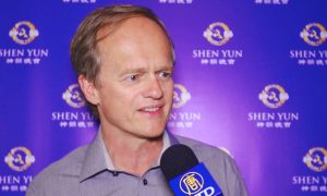 CEO Lauds Shen Yun's Presentation of Chinese Culture