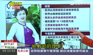 'We've Been Totally Infiltrated' Taiwanese Say in Response to Pro-China Businesswoman