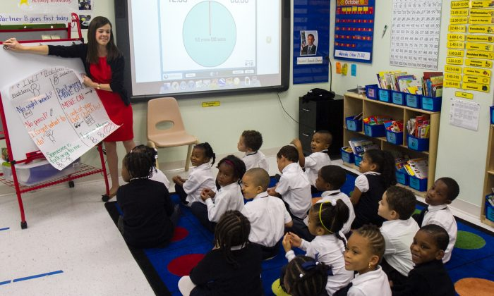 Teachers' unique interests should be incorporated into classroom lessons.(Benjamin Chasteen/Epoch Times)