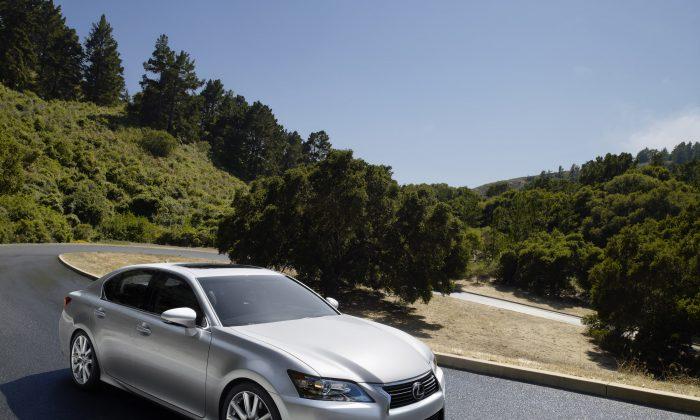 2015 Lexus GS 350 (Courtesy of Lexus)