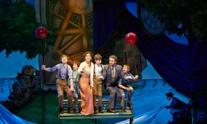 Theater Review: 'Finding Neverland'