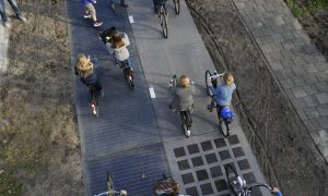 The Dutch Are Getting Solar Power From Bike Lanes