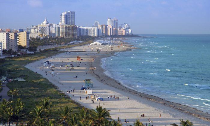 Miami beach (bosenok, iStock)