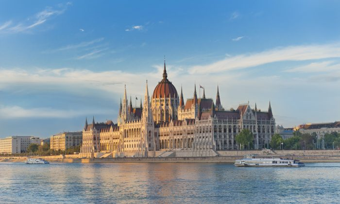 The Parliament in Budapest (maryo990, iStock)