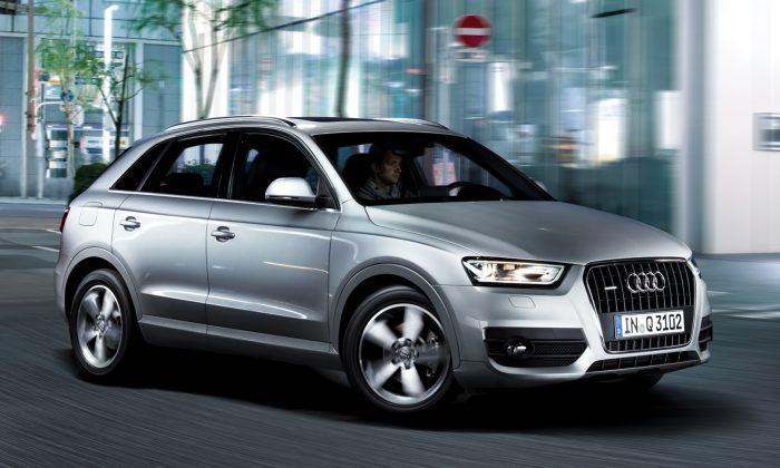 2015 Audi Q3 (Courtesy of Audi)