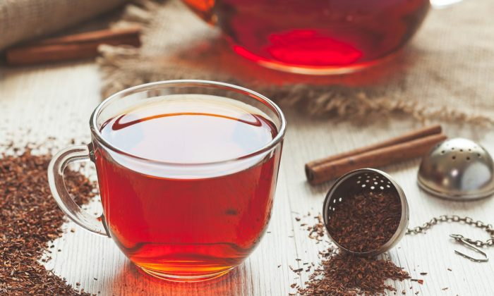 Rooibos is a native South African plant that's not really a tea but in the legume family. (GreenArtPhotography/iStock)