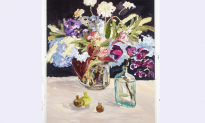 A Vibrant Interpretation of Still Life With Laura Jones