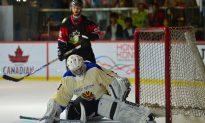 Pandoo Nation Nail Top Award at Ice Hockey 5's