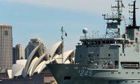 Australia Considers Sending Warships to Counter China