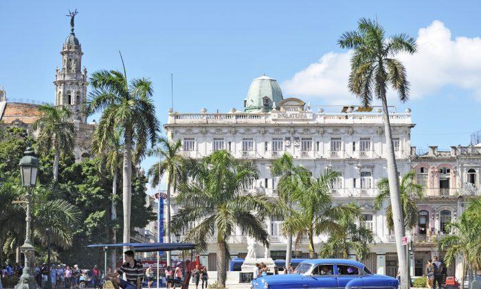 Parque Central,Havana,Cuba (pilesasmiles, iStock)