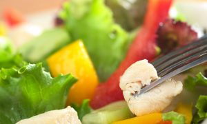 Coconut-Infused Chicken Lettuce Wraps Recipe