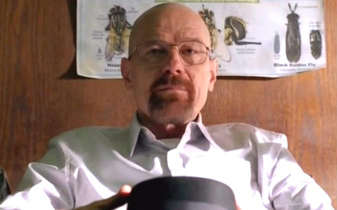 Breaking Bad's Walter White has a real world counterpart in China. (Screen shot/Youtube.com)
