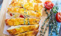 Recipe: Vegetable Frittata