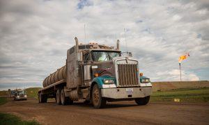 How Self-Driving Trucks Threaten Economic Mobility