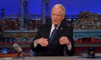 Photo: You Won't Believe This Is Actually David Letterman