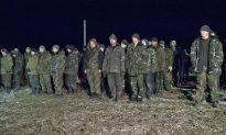Amnesty Says Torture Of Ukraine War Prisoners Is Rife