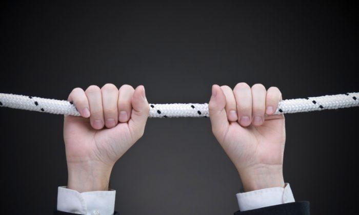 A strong grip could indicate a longer life. (Antonprado/iStock)