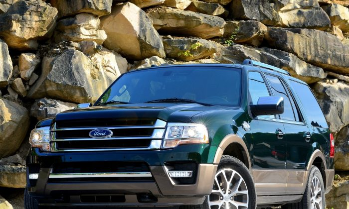2015 Ford Expedition (Courtesy of NetCarShow.com)