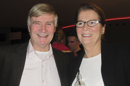 Annemarie Penn, the prosecutor-general of the Netherlands, who saw the performance on March 3 in The Hague along with her husband Olaf Penn, a heart surgeon and president of a municipal party. (Epoch Times)