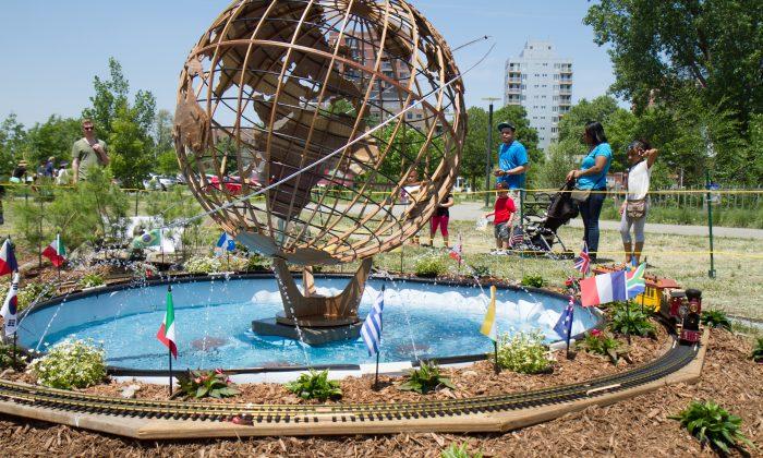 World S Fair Replica In Queens Evokes Childhood Memories