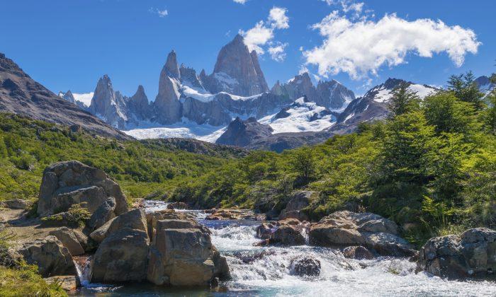Mount Fitz Roy Patagonia Argentina (NidoHuebl, iStock)