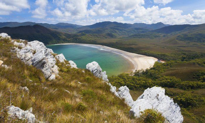 New Harbour - Southwest National Park - Tasmania (Shane_Pedersen, iStock)
