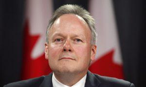 Bank of Canada Awaits Second-Quarter Rebound
