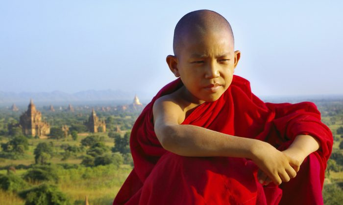 A file photo of a young monk. (Volare2004/iStock)