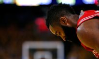 Was Harden's Poor Performance the Worst Ever by a Star Player in the Playoffs?
